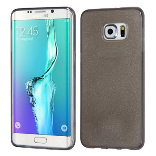 Insten Gel Cover Case For Samsung Galaxy S6 Edge Plus, Smoke