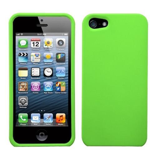 Insten Hard Case For Apple iPhone 5/5S/SE, Green