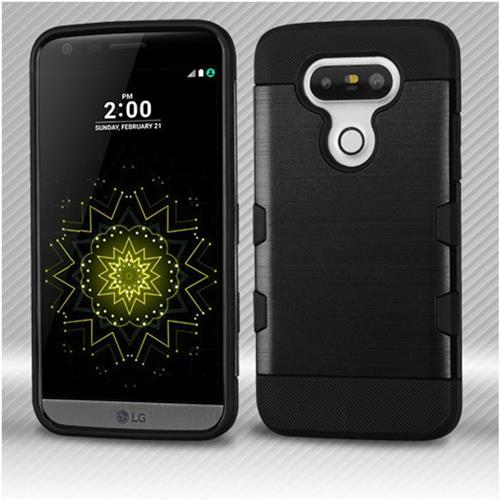 Insten Hard TPU Case For LG G5, Black