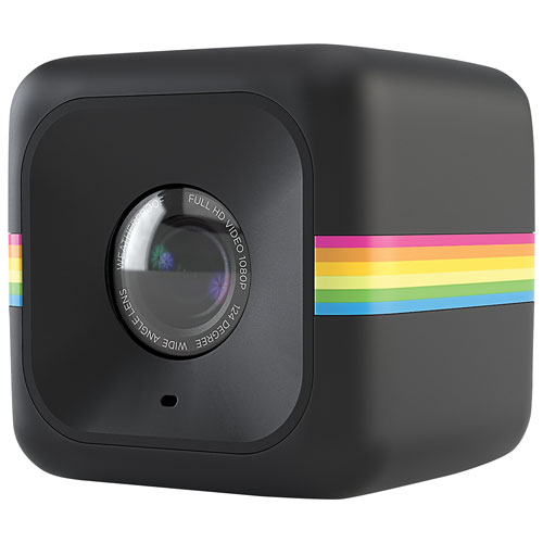 Polaroid CUBE Action Camera - Black