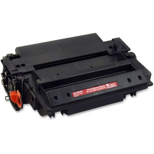 Troy Remanufactured MICR Toner Secure Cartridge Alternative For HP 51X (Q7551X)