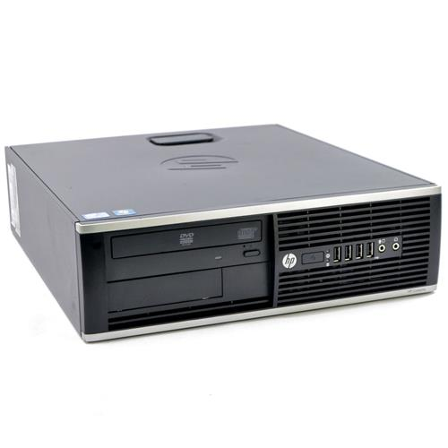 HP 8300 Desktop PC, i5 3450 3.1G CPU, 8GB RAM, 500GB HDD, DVDRW, Windows 10, Refurbished