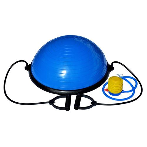 Bosu Ball Best Price: Blue Self Balance Training Exercise And Stability Ball 23