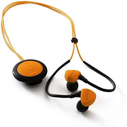 Boompods Sportpods Race Wireless In-Ear Headphones - Orange