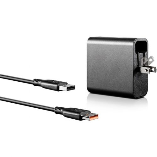 Lenovo 65W Slim Travel AC Adapter - Yoga 900, Yoga 700 14