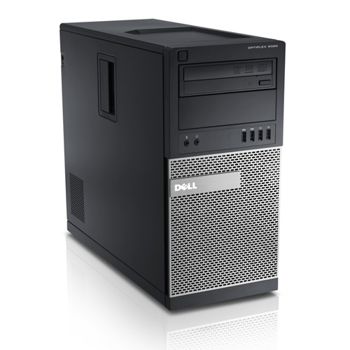 Dell Optiplex 9010 Intel i5-3470-3.2 Ghz, 32GB RAM, 128GB SSD + 1TB SATA Drive, Win 10 Pro 64 Bit (Fr/Eng)1YW, Refurbished
