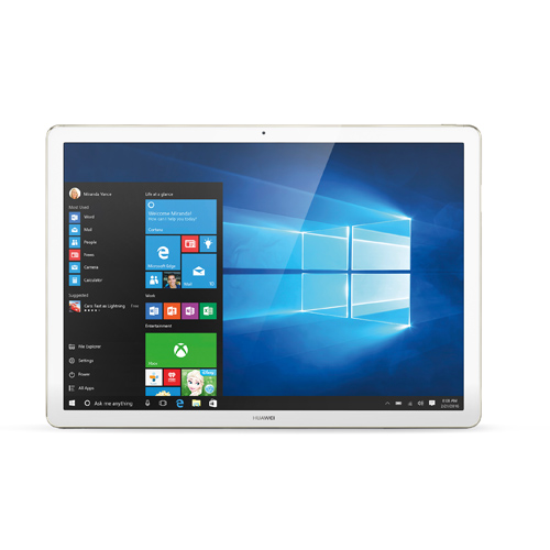 Huawei MateBook W19 2-in-1 laptop Tablet, Intel Core M5, 8GB+256GB_Champagne Gold