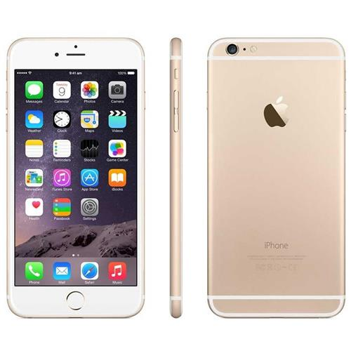 Apple iPhone 6 Plus 128GB Smartphone - Gold - Unlocked - 1 Year Warranty - Certified Pre-Owned