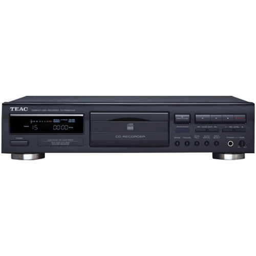 Enregistreur et lecteur CD CD-RW890MK2-B de TEAC