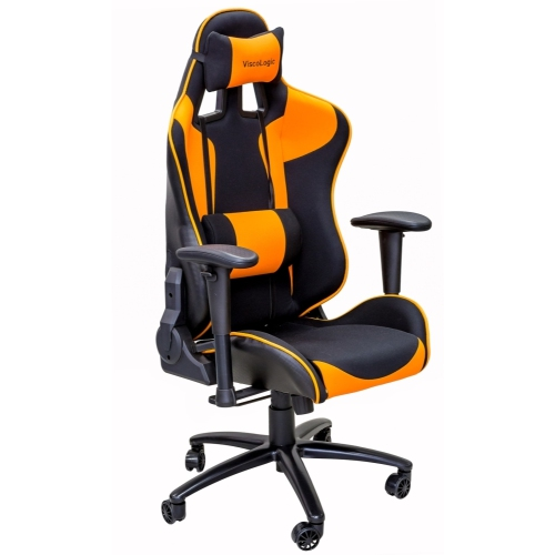 viscologic series gtr gaming racing style swivel office chair