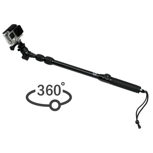 Orbit Pole Trim Black – 360 Rotating Camera Pole