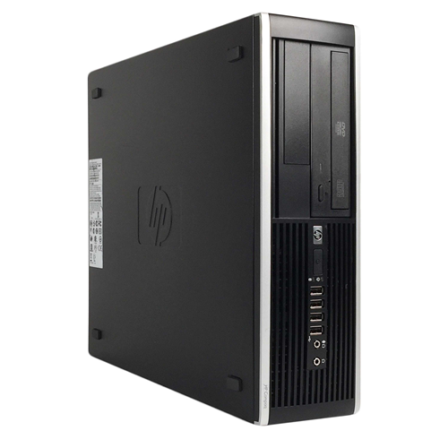 HP ELITE 8100 SFF Intel Core i5-650 3.2 Ghz RAM:8 GB DDR3,Storage:1 TB,DVD-ROM,Windows 7 professional 64 Bit,1 Year Warranty-Refurb