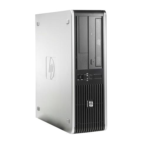 HP DC5800 SFF Intel Core 2 Duo E6550 2.33 Ghz RAM:2 GB DDR2,Storage:80 GB,DVD-ROM,Windows 7 professional 64 Bit,1 Year Warranty-Refurb