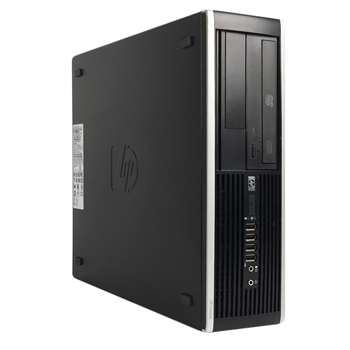 HP 6000 PRO Desktop SFF intel Pentium E6300 2.8 Ghz ,4 GB DDR3 RAM,250 GB,DVD-ROM,Win7 Pro 64 Bit,1 Year Warranty-Refurbished