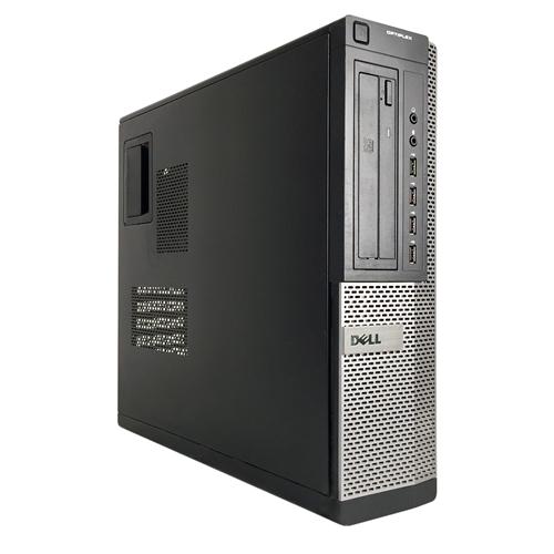 DELL OPTIPLEX 790 DT Intel Core i5-2400 3.1 Ghz RAM:8 GB DDR3,Storage: 128 GB (Solid State),DVD-ROM,Windows 10 Professional ,1 Year Warranty-Refurb