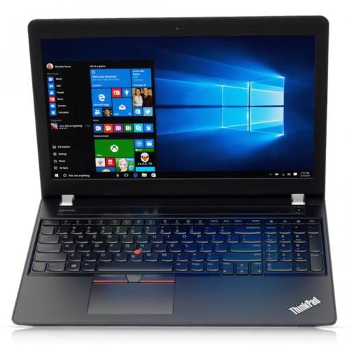 """Lenovo ThinkPad E575 20H8000HCA 15.6"""" 16:9 Notebook **FRENCH**"""