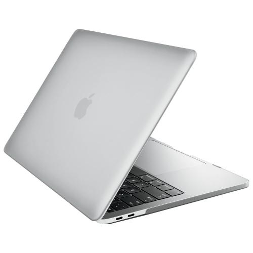 "Insignia MacBook Pro 13"" Hard Shell Case - Grey"