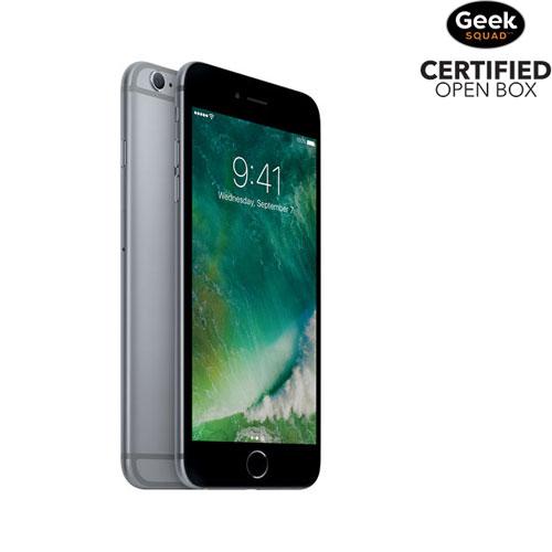 Rogers Apple iPhone 6s Plus 32GB Smartphone - Space Grey - Carrier SIM Locked - Open Box