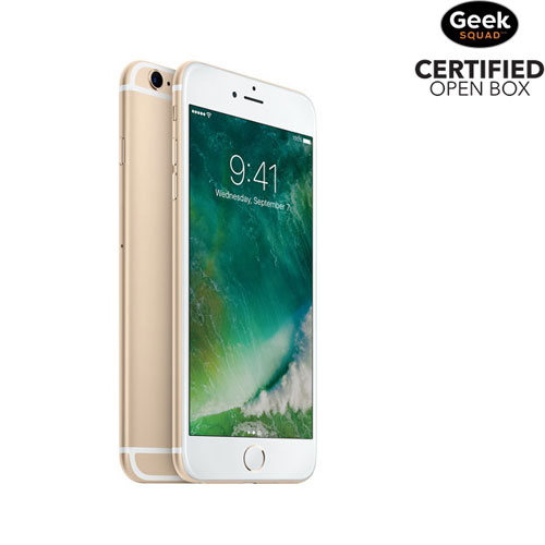 Rogers Apple iPhone 6s Plus 32GB Smartphone - Gold - Carrier SIM Locked - Open Box