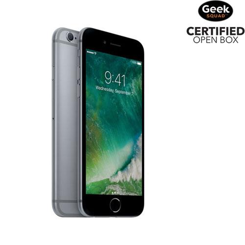 4e83100362f Apple iPhone 6s 32GB Smartphone - Space Grey - Unlocked - Open Box   iPhones  - Unlocked - Best Buy Canada
