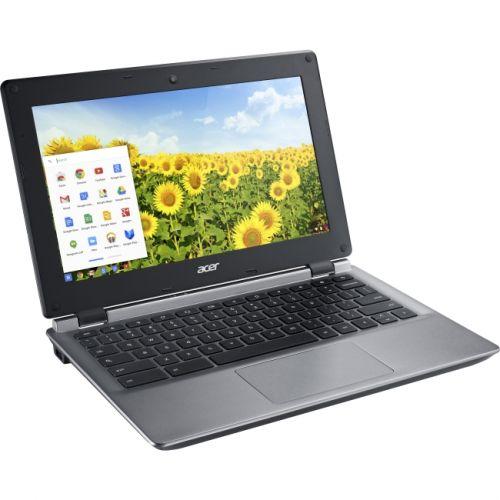 """Acer C730E-C0FL N2840 11.6"""" 2GB SDRAM 16GB Storage Chrome OS"""