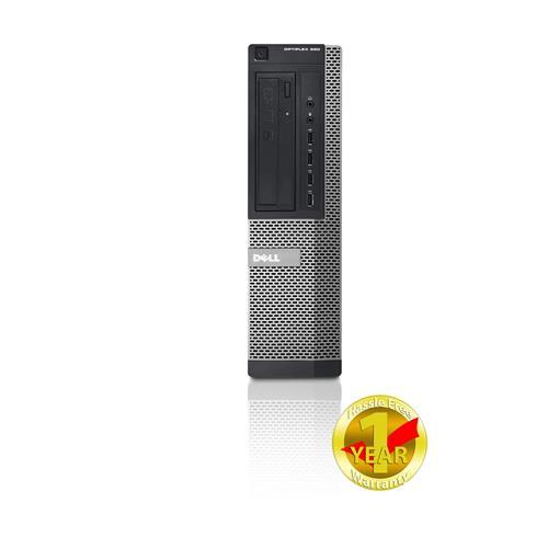 Dell Optiplex 990, Intel i5-2400,8GB Memory, 500GB Hard Drive, DVDRW, Windows 10 Pro(English/French),1YW, Refurb