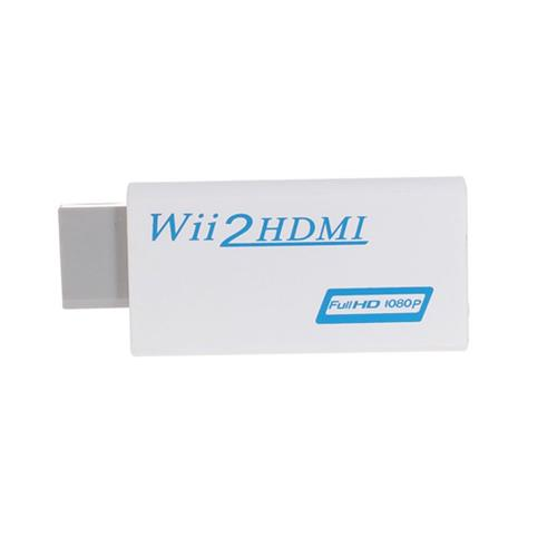 UniLink (TM) WII to HDMI 720P / 1080P HD Output Upscaling Converter - Supports All Wii Display Modes
