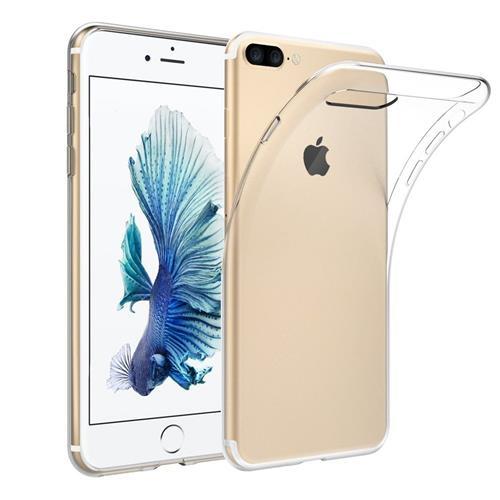 MiiU (TM) iPhone 7 Plus Clear Soft Case for Apple iPhone 7 Plus 2016 Case Shock-Absorption Bumper and Anti-Scratch Clear Back