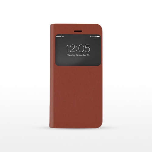 Caseco ID Wallet Cases for iPhone 6/6S - Brown