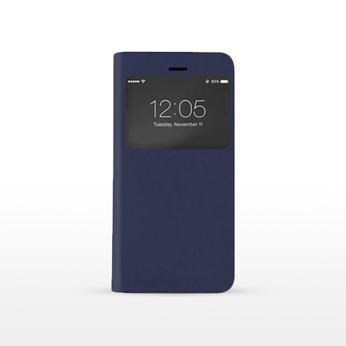 Caseco ID Wallet Cases for iPhone 6/6S - Navy Blue