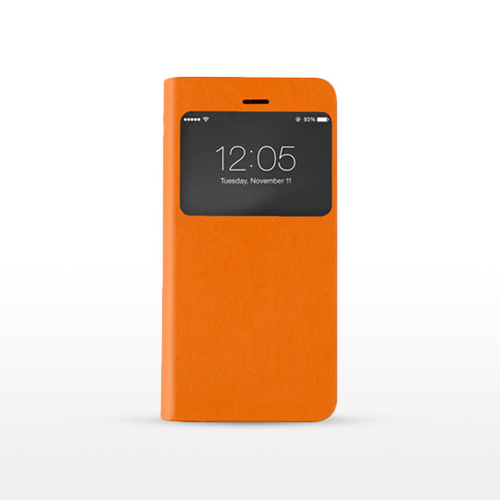 Caseco ID Wallet Cases for iPhone 6/6S - Orange