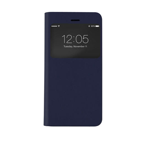 Caseco ID Wallet Cases for iPhone 6/6S Plus - Navy Blue