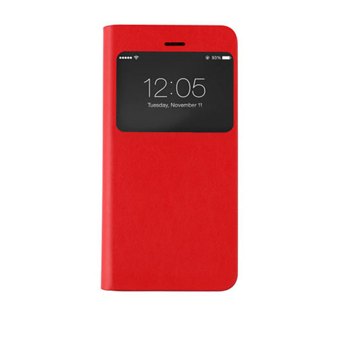 Caseco ID Wallet Cases for iPhone 6/6S Plus - Red