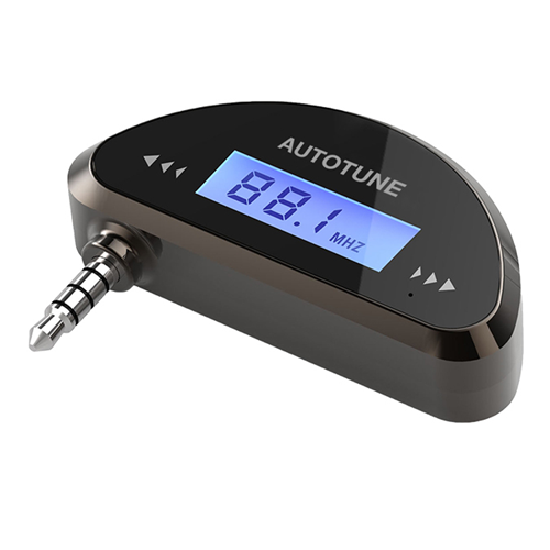 Caseco AutoTune - Wireless In-car FM Transmitter Radio Adapter