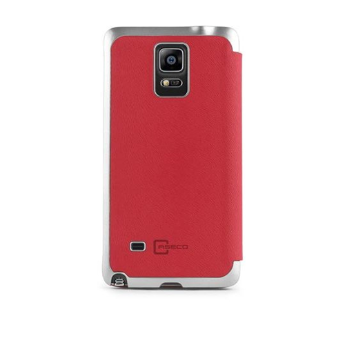 Caseco ID Wallet Cases for Galaxy Note 4 - Red