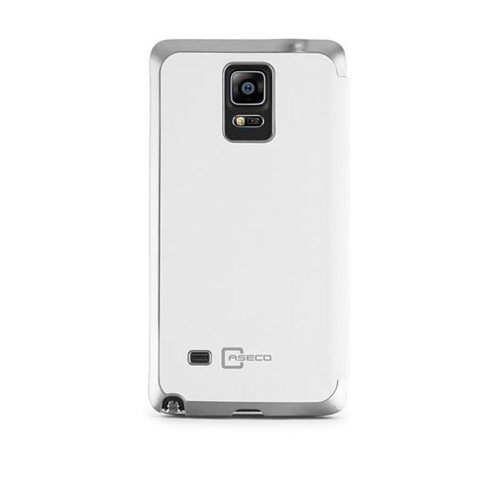 Caseco ID Wallet Cases for Galaxy Note 4 - White