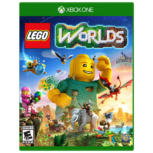 LEGO Worlds (Xbox One)