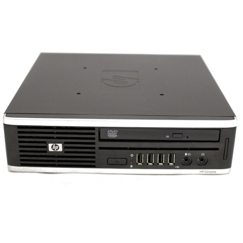 HP Elite 8300USFF, Intel i5-3470S, 8GB Memory, 500GB Hard Drive, DVD, WIndows10 Pro (English/French),1YW, KBD and Mouse,Refurb