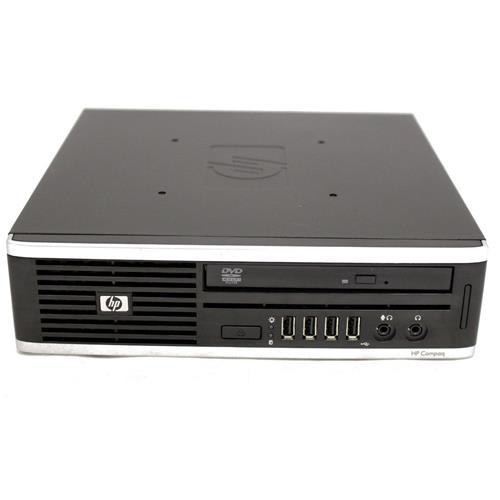 HP Elite 8300USFF, Intel i5-3470S, 4GB Memory, 250GB HardDrive, DVD, WIndows10 Pro (English/French), 1YW, KBD and Mouse,Refurb