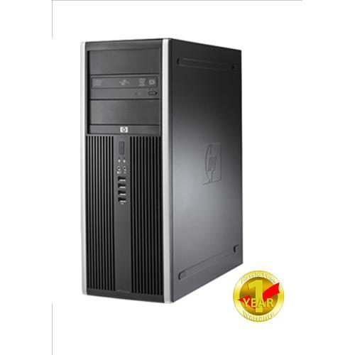 Hp Elite 8300MT, Intel i5-3470, 12GB Memory, 500GB Hard Drive, DVDRW, WIndows10 Pro(English/French), 1YW, KBD and Mouse,Refurb