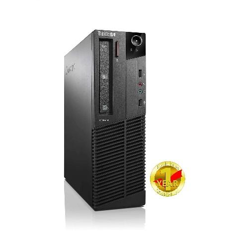 Lenovo M92, Intel i7-3770-3.4 GHz, 8GB Memory, 1TB, DVDRW, Windows 10 Pro (English/French), 1YW, KBD and Mouse, Refurb