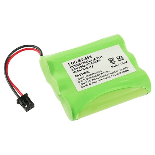 MegaPower (TM) Battery Compatible With UNIDEN BT-905 Cordless Phone Ni-MH