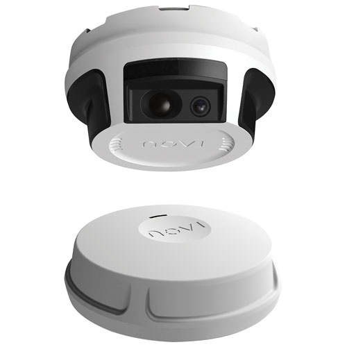 Novi Security 4-in-1 Home Security System Kit