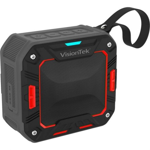 Visiontek BTi65 Speaker System - Portable - Battery Rechargeable - Wireless Speaker(s)