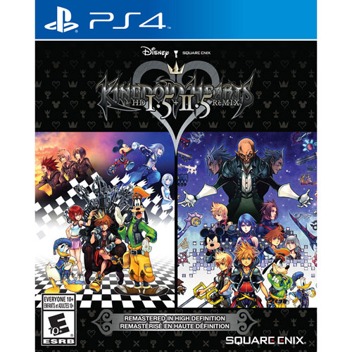 Image result for kingdom hearts 1.5 and 2.5 ps4