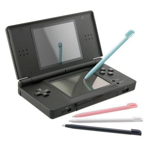 Insten 4-piece Set Stylus compatible with Nintendo DS Lite, Plastic