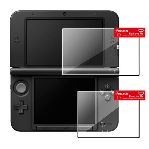 Insten LCD Screen Protector Film Cover For Nintendo New 3DS LL/3DS XL 3DS LL/3DS XL