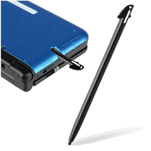 Insten Stylus compatible with Nintendo 3DS XL / LL, Black
