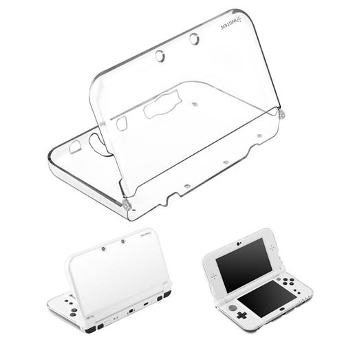 Insten Clear Hard Crystal Case For Nintendo New 3DS LL/3DS XL