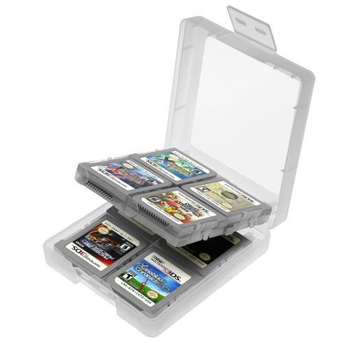 INSTEN Case Compatible - DSi LL,DS Lite,3DS,NEW 3DS,XL,DSi,LL,DS (449255) - White